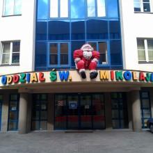 Dzień Magii na Oddziale Św. Mikołaja