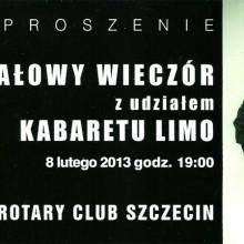 Karnawałowy Wieczór Rotary Club Szczecin