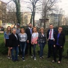 Spotkanie z klubem Lions Club Szczecin Jantar